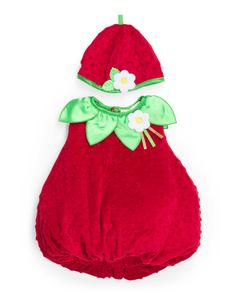 Strawberry Costume - Halloween Costumes - T.J.Maxx  sc 1 st  Pinterest & Strawberry costume - nice pattern to follow when making | Party ...