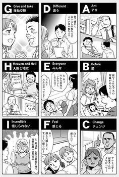 おとなのための、アルファベット表 | ゆうきゆうの心理学ステーション