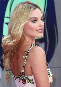 La tresse lâche de Margot Robbie