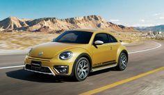 ザ・ビートル初のクロスオーバーモデルが限定車で登場|Volkswagen
