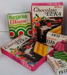 Infância anos 80 - Elka