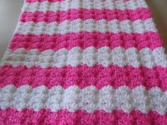 Free+Crochet+Baby+Blanket+Patterns