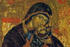 Παναγία η Παυσολύπη: Η Παναγία που προσφέρει χαρά | Σημεία Καιρών Mona Lisa, Religion, Lawyer, Artwork, Painting, Work Of Art, Painting Art, Paintings, Painted Canvas