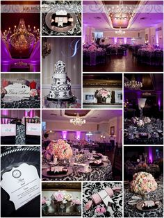 Old Hollywood Glamour Wedding   Old Hollywood Glamour Wedding Reception at Army Navy Country   jan ...