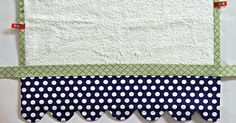 I Never Thought A Hand Towel Could Look So Pretty Until I Saw This Project!