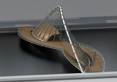 Concurso de ideas para la ejecución de un puente sobre el río Arno ...