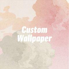 I Wallpaper, Custom Wallpaper, Friend Goals, Shout Out, Custom Stickers, Diagram, Bullet Journal, Halloween, Business