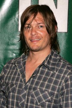 "i still love the long haired ""lived in"" Reedus"