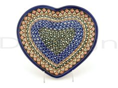 heart shape platter