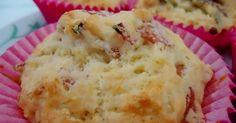 Muffin Salgado, fica tão gostoso!