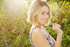 Spring is in the air at this LC Lauren Conrad shoot.