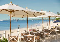 Marriott Resorts' Pin Your Dream Vacation - Dining - Outdoor Restaurants