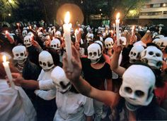 Photos of Mexico's breathtaking Day of the Dead festival - Tech ...
