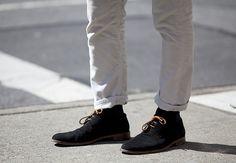 Best New York Street Style Photo - April 2013: Style: GQ