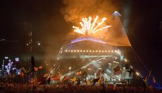 "Glastonbury Festivals - News - ""Thank you all for making it a vintage year"""