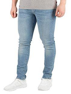 b97e3411 Levi's Men's 519 Extreme Skinny Jeans, Blue, 33W x 30L Skinny Jeans, Skinny