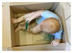 Toddler Art Activity