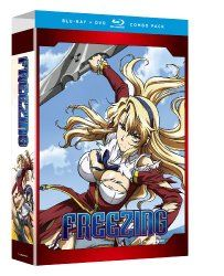 Freezing DVD/Blu-ray Complete Series (Hyb) Limited Edition Available Now for… Freezing Anime, Amazon Dvd, Ikki Tousen, Anime News Network, Anime Conventions, Anime Expo, Anime Art, Instant Video, Dvd Blu Ray