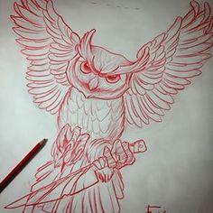 New School Owl Drawings owl new school drawing - google-søgning ...