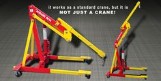 Sayco/Canbuilt Automotive Products - Cranes