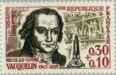 Nicolas-Louis Vauquelin (1763-1829)