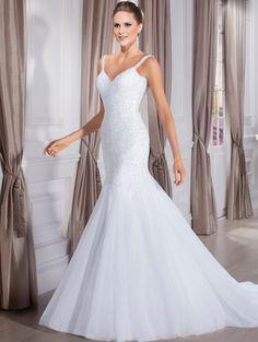Vestido de noiva modelo: Jacquard