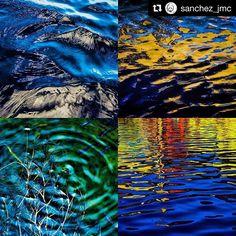 A natureza nos mostra a todo momento, a beleza, o movimento a luz e a cor da vida... e o fotógrafo @sanchez_jmc dedica-se a recolher esses milagres e os oferece em forma de poesias visuais…