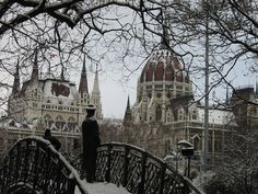 Parliament in winter   Flickr: partage de photos!