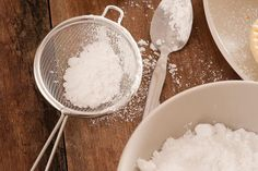 How to Make Your Own Sugar-Free Powdered Sugar