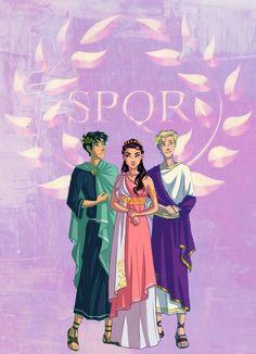 The Praetors of New Rome