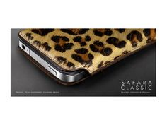 More-Thing Safara Classic Collection für iPhone 4, Leopard-Brown / #morething #iPhone4 #iPhone4s Iphone 4s, Classic Collection, Love Design, Leather Accessories, Cool Style, Wallet, Fun, Style Fashion, Iphone 4
