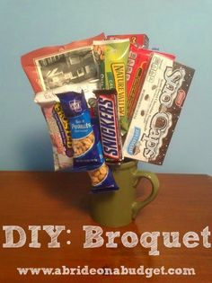 A Bride On A Budget: DIY: Broquet (Make a groomsmen gift in minutes)