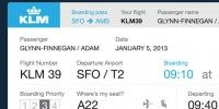 Dear Airlines: This Is What Your Boarding Passes Should Look Like