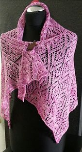 Ravelry: Romance pattern by Heidi Diehl