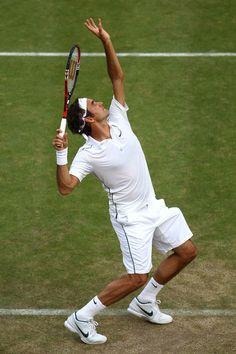 Federer, Wimbledon 2011