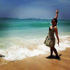 Vitamin Sea at Pandawa Beach Bali Indonesia