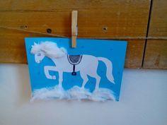 Svatý Martin na bílém koni Diy And Crafts, Crafts For Kids, Martini, Techno, Advent, December, Halloween, Birthday, Winter