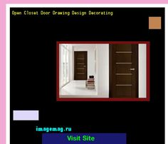 open closet door drawing. Open Closet Door Drawing Design Decorating 183245 - The Best Image Search