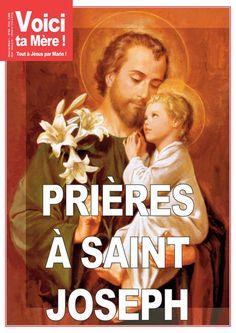 Jesus, St Joseph, Roman Catholic, Positive Affirmations, Gods Love, Religion, Christ, Prayers, Bible