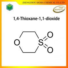 High Quality 98% 4,4-Dioxo-1,4-oxathiane | CAS No.:107-61-9