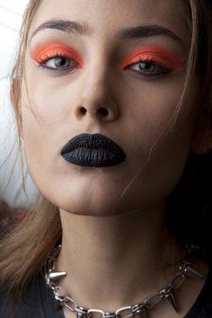 #makeup #artist #lipstick #black