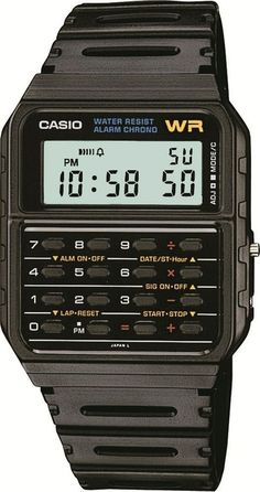 Classic Casio Digital Watch Ideal for Gift