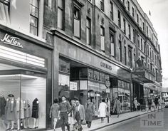 Colmers Department Store, Union Street, September Colmers first opened a store in The mottos of the shop as 'Sterling value, small profits, no credit' Bath Somerset, Bath Uk, Uk Photos, Department Store, Bristol, Past, Street View, History, Live