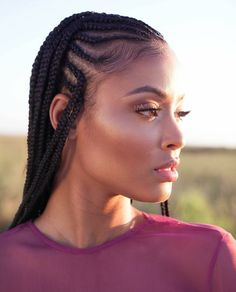Whether its cornrows, box braids, long, short, feed-in, colorful, beaded up, or just straight back, having braids for the summer is the thing to do! Braids look amazing on anyone and everyone. The following Instagram beauties gave me all my life with their braided styles! Take a look: Nnescorner giving you color. Giving you beads. Giving…