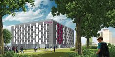 May- MOXY Paris Charles de Gaulle Airport | France