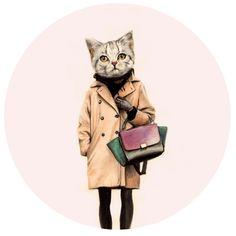 lady like #cat