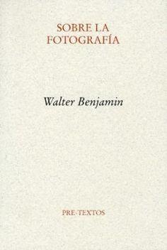 En aquest llibre es troben reunides les paraules que el filòsof alemany va dedicar a l'art de la fotografia.
