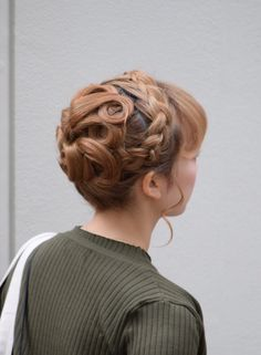 Pageant Hair, Hair Styles, Beauty, Fashion, Hair Plait Styles, Moda, Fashion Styles, Hairdos, Fasion