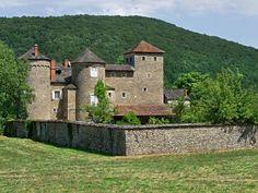 Château de Mallin ~ Villemoirieu ~ France