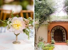 Temecula Wedding #florals #peony #beauandarrowevents